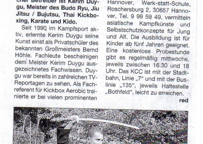 Hannoversche Wochenblatt