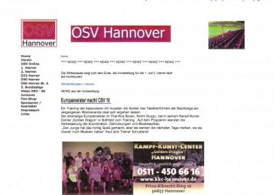 OSV Hannover